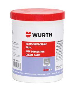 Würth Hautschutzcreme Basic- 1000 ml - 0890600100
