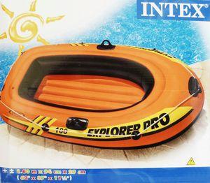 Intex Boot Explorer Pro 100 Schlauchboot Gummiboot 160X94X29Cm