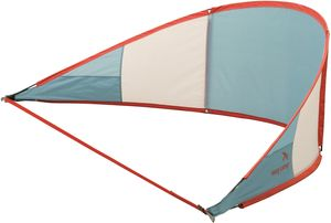Easy Camp Surf. Beste Verwendung: Strand, Produktfarbe: Blau, Rot, Weiß, Material: Polyester. Breite: 3100 mm, Höhe: 700 mm, Gewicht: 1,2 kg. Verpackungsbreite: 690 mm, Verpackungstiefe: 70 mm