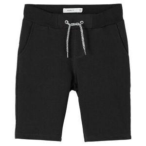 name it Jungen Shorts-Bermuda in der Farbe Schwarz - Größe 134