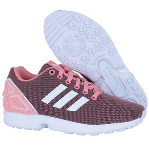 adidas Damen ZX Flux Sneaker Gr.7 [40 2/3] pea pink