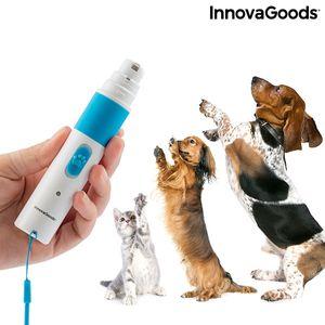 GKA elektrische Nagelfeile für Haustiere Hund Katze Pfotenfeile Pfoten Krallenfeile Krallen Feile