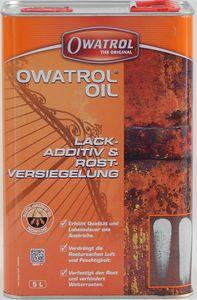 Owatrol-Öl - Rostversiegelung und Grundierun - Owatrol