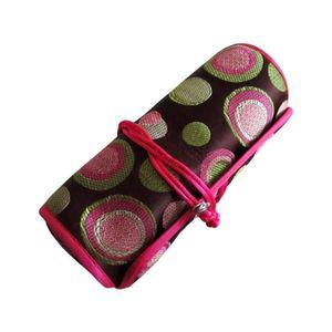 Mllaid 1 Stk. Schmuckkoffer Roll Bag, Schmuckrolle, Kosmetiktasche, für Damen Mädchen Frauen