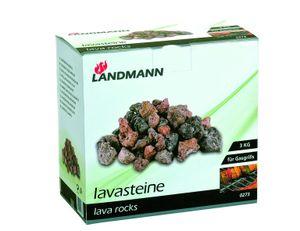 Landmann Lavasteine 3 Kg Ersatzpackung   0273