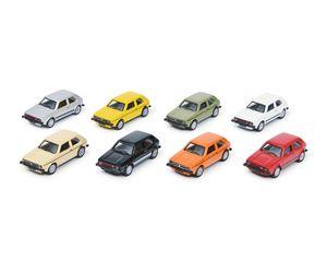 Ladegutpackung VW GOLF, Schuco 452660300, 1:87 (H0)
