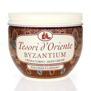 Tesori d'Oriente Byzantium Körpercreme 300 ml