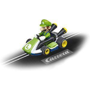 "Carrera FIRST 20065020 Nintento Mario Kart ""Luigi"" Fahrzeug"