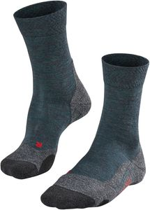 Falke TK2 Melange Trekking Socken Herren scarab Schuhgröße EU 44-45