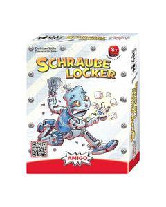 AMIGO AMI04943 - Schraube Locker, Würfel- und Kartenspiel 4007396049435