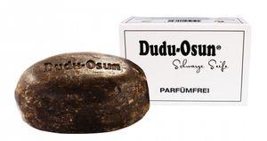 Dudu-Osun Parfümfrei - Black Soap - Schwarze Seife aus Nigeria 150g Stück