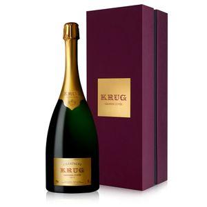 Krug Grande Cuvée Magnum 166ème Edition Brut Champagne in Geschenkpackung 1,5L