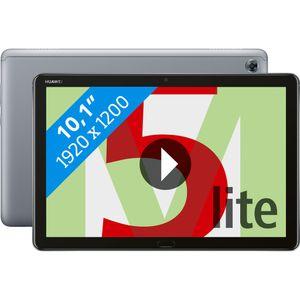 Huawei Tablet MediaPad M5 Lite 25,6cm (10,1 Zoll), 64GB Speicher, WiFi, Farbe: Spacegrey