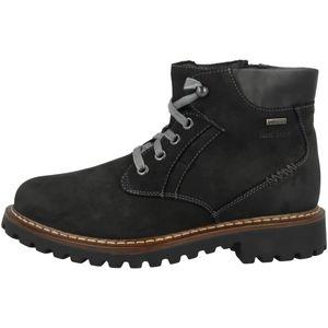 Josef Seibel 21958-MA994 Chance 39 Herren Schuhe Boots Stiefeletten, Größe:42 EU, Farbe:Schwarz