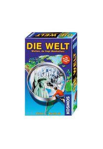 KOSMOS 711184 - Die Welt Mitbringspiel 4002051711184