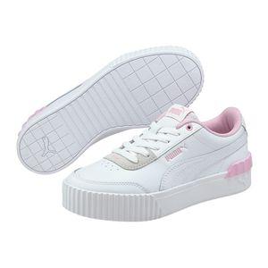 Puma Sneaker Low CARINA LIFT Weiß Damen