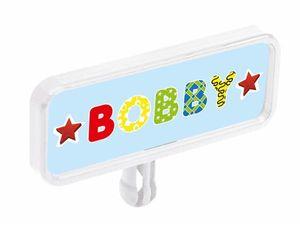 BIG Mein Nummernschild für Bobby Car New und Classic New