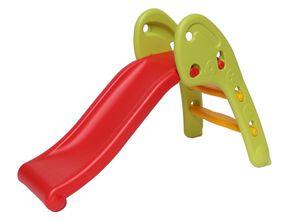 Clamaro Rutsche -  einfach, Kinderrutsche, Indoor, Outdoor, Spielzimmer, Garten, extra breite Standbeine und Stufen