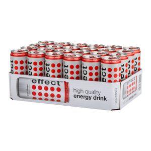 24x 330 ml Effect Energy Drink 0,33 L Pfandfrei