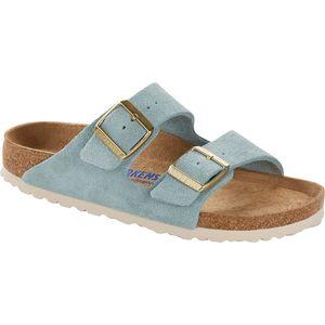 Birkenstock Pantolette Arizona light blue 1016393, Größe + Weite:40 schmal, Farben:light blue