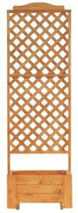 GASPO Blumenkasten mit Spalier Classic, 66x200 cm