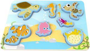 Disney Findet Nemo Steck Holz Puzzle Spielzeug