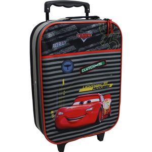 Disney Cars Koffer Trolley Kinderkoffer Reisekoffer Auto McQueen Handgepäck 9977