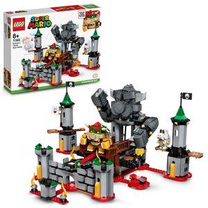 LEGO 71369 Super Mario Bowsers Festung – Erweiterungsset, Bauspiel