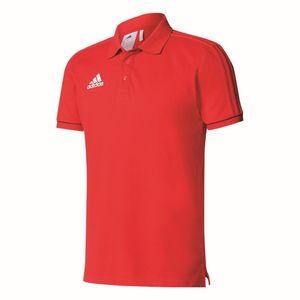 adidas Tiro17 Polo Shirt Herren - rot M