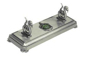 Noble Collection Harry Potter Ständer für Zauberstab Slytherin 20 cm NOB9524