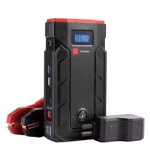 Auto Starthilfe Jump Starter Powerbank Ladegerät Booster mit LED Taschenlampe 89800mAh 1000A 12V