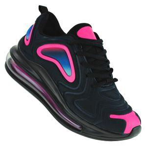 Art 609 Neon Luftpolster Turnschuhe Schuhe Sneaker Sportschuhe Neu Damen, Schuhgröße:41