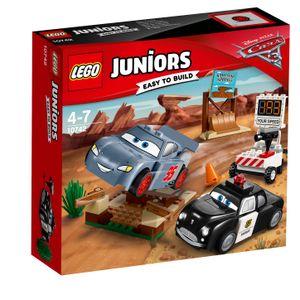LEGO® Juniors Rasante Trainingsrunden in der Teufelsschanze 10742