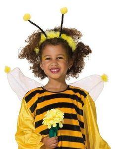 Biene Haarreifen