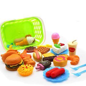 34 Lebensmittel Set Kinderküche Spielküche Zubehör  n