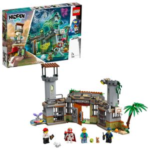 LEGO® Hidden Side 70435 Newbury´s verlassenes Gefängnis