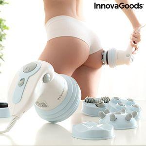 5 in 1 Anti-Cellulite Massagegerät mit Vibration und Infrarot Cellyred InnovaGoods