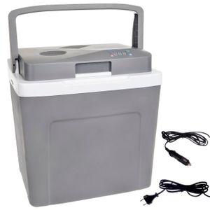Kühlbox 12V 220V Kühl- und Warmhaltefunktion ECO-Modus Thermobox 12331, Größe:28 L