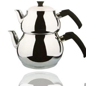 Teekanne 4,10 L -| Teekocher | Maxi Caydanlik | Teekessel | Induktion geeignet