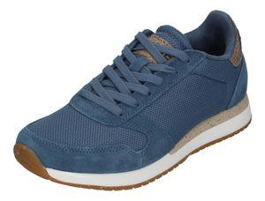 WODEN Damenschuhe Sneakers YDUN FIFTY WL132 vintage blue, Größe:37 EU