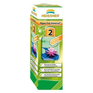 Heissner Algen-Frei Universal Heissner Algen-frei Universal 250 ml für 5000 L TZ714-00