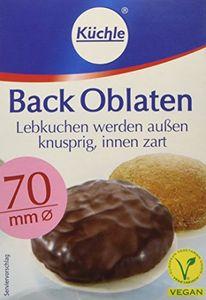 Küchle Runde Back-Oblaten 70mm