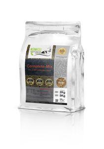 Fisch Futter / Koifutter  KENKOU® Complete-Mix 6mm   10kg   Premium - Hochleistungs - Ganzjahresfutter   leicht zu verdauen 