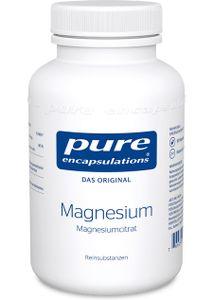 Magnesium 90 Kps von Pure Encapsulations (Magnesiumcitrat)