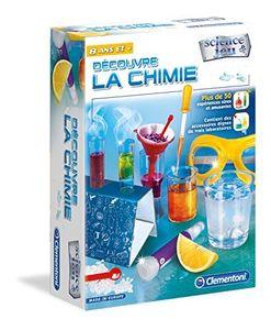 Clementoni?Entdeckt Die Chemie?Spiel Wissenschaftliche, 52283