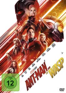 DVD - Ant-Man and the Wasp