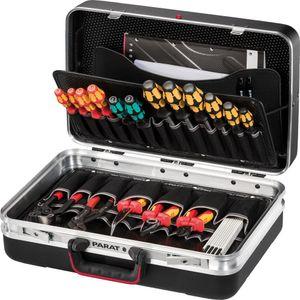 PARAT Werkzeugkoffer SILVER 310x170x460mm