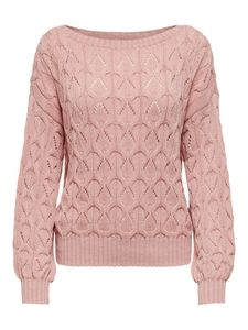 ONLY ONLBRYNN LIFE STRUCTURE L/S PUL KNT Adobe Rose M