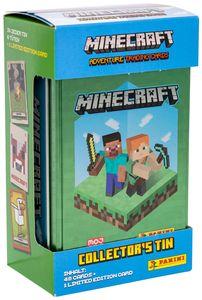 Panini Minecraft Sammelkarten - Collector´s Tin