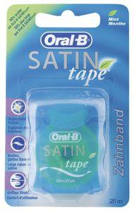 Oral-B SATIN Tape mint Zahnseide 25m, 6er Pack